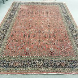 Indo-Tabriz Carpet