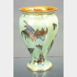 Wedgwood Butterfly Lustre Vase