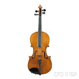 Modern Hungarian Violin, Budapest, 1932