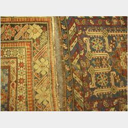 Two Northeast Caucasian Rugs