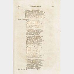 Poe, Edgar Allan (1809-1849)