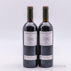 Clos Mogador 2004, 2 bottles