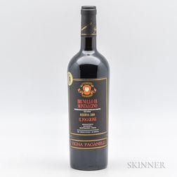 Il Poggione Brunello di Montalcino Riserva (Vigna Paganelli) 2004, 1 bottle