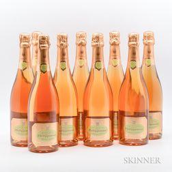 Philipponnat Reserve Rose NV, 9 bottles