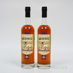 Old Scout Rye 8 Years Old, 2 750ml bottles