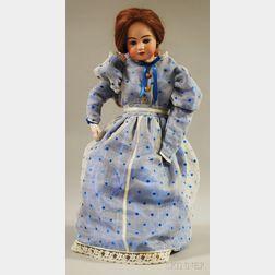 Large Simon Halbig 1009 Doll
