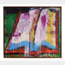 Aaron Fink (American, b. 1955)      Open Book