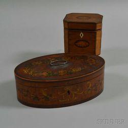 Two Georgian Boxes