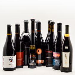 Mixed Wine, 11 bottles