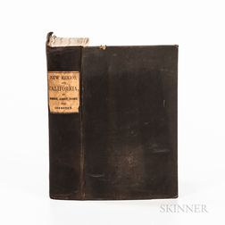 Emroy, Lieut. Col. W.H. (1811-1887) Notes of a Military Reconnaissance