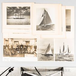 Collection of Yachting Photographs