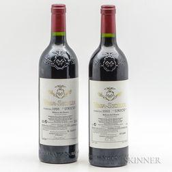 Vega Scicilia Unico, 2 bottles