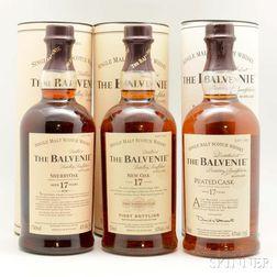 Balvenie, 3 750ml bottles