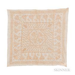Three Ottoman Silk Embroideries
