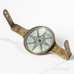 Benjamin Rittenhouse Surveyor's Compass