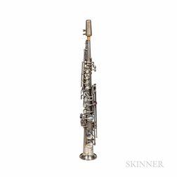 Soprano Saxophone, Martin Handcraft, 1924