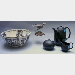 Five Contemporary Wedgwood Ceramic Items