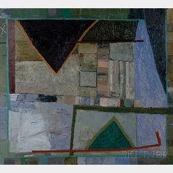 Maggi Brown (American, 20th Century)      Untitled