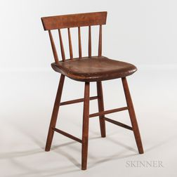 Shaker Pine and Birch Dining Chair