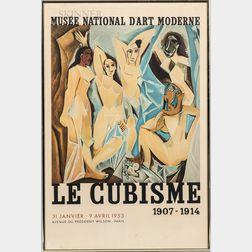 After Pablo Picasso (Spanish, 1881-1973)      Le Cubisme 1907-1914