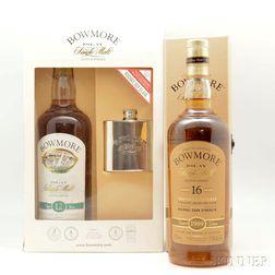 Bowmore, 2 750ml bottles (oc)