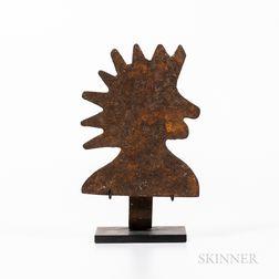 Steel Indian Profile Gallery Target