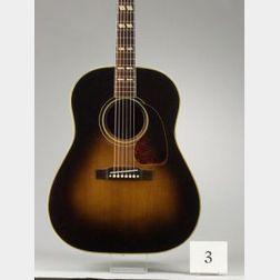 American Guitar, Gibson Incorporated, Kalamazoo, 1953, Model SJ