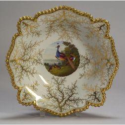 Seven Flight, Barr and Barr Worcester Porcelain Items