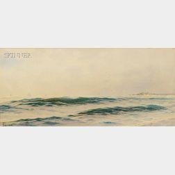 Alfred Thompson Bricher (American, 1837-1908)      Campobello Bay