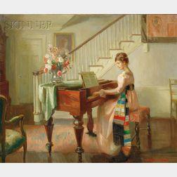 Marguerite Stuber Pearson (American, 1898 -1978)      Tone Poem