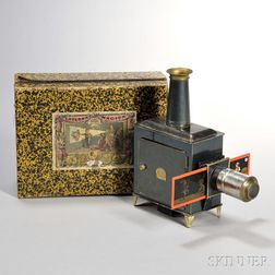 Ernst Plank Child's Magic Lantern