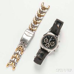 Tag Heuer Carrera Men's Chronograph Wristwatch