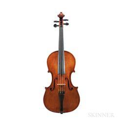 American Violin, E.H. Sangster, Dallas, 1959