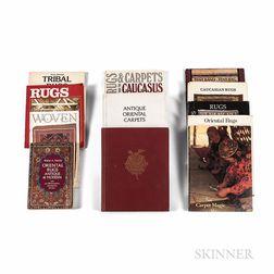 Eleven Rug Books