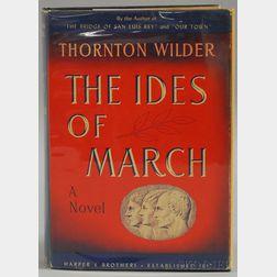 Wilder, Thornton (1897-1975)   The Ides of March