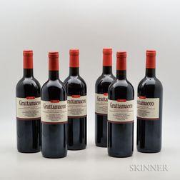Grattamacco Bolgheri Superiore 2010, 6 bottles