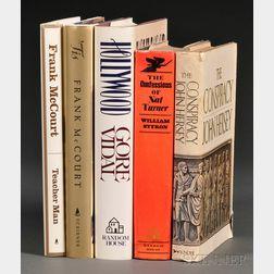 (Literature, 20th Century)