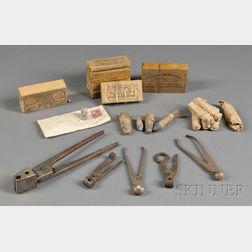 Civil War Era Ammunition and Bullet Molds