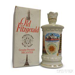 Old Fitzgerald Bourbon Around We Go Decanter, 1 750ml bottle (oc)