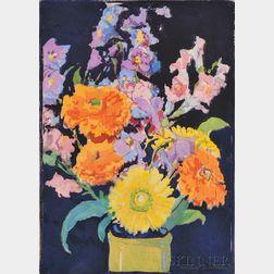 Margaret Jordan Patterson (American, 1867-1950)      The Bouquet