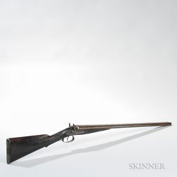 Harlow 12-gauge Double-barrel Shotgun