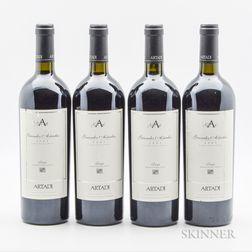 Artadi Grandes Anadas 2001, 4 bottles