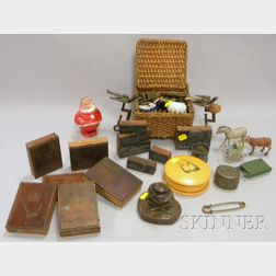 Group of Miscellaneous and Collectible Items