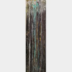 Larry Poons (American, b. 1937)      Colonial