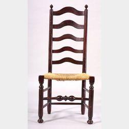 Maple Slat-back Side Chair