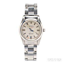 "Rare Stainless Steel ""Milgauss"" Wristwatch, Rolex"