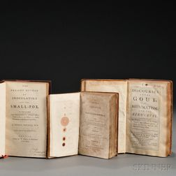 Poxes and Disease, Three Volumes.
