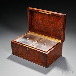 Tiffany & Co. Tobacco Humidor
