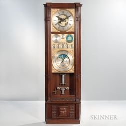 Rare Tiffany & Co. No. 2 Astronomical Master Regulator