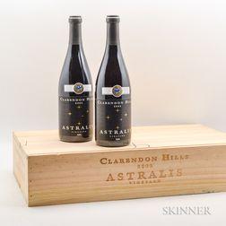 Clarendon Hills Astralis 2002, 6 bottles (owc)